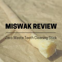 Fiht plastic pollution with the only 100% zero waste teeth cleaning alternative - miswak. Natural teeth cleaning stick from Araka tree.