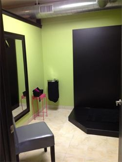 spray tan rooms - Google Search