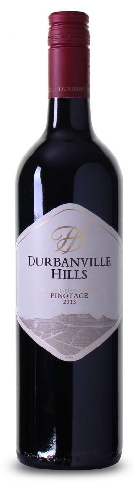 Der #Durbanville #Hills - #Pinotage ist ein reicher und intensiver #Wein aus #Südafrika. Ein eleganter Pinotage mit weichen Tanninen und einer sachten Würze.