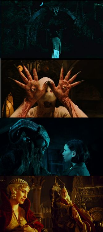 El laberinto del fauno (Pan's Labyrinth), 2006 (dir. Guillermo del Toro)    By subtleproposition