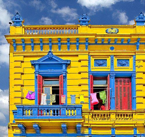 Argentina, Buenos Aires, Caminito
