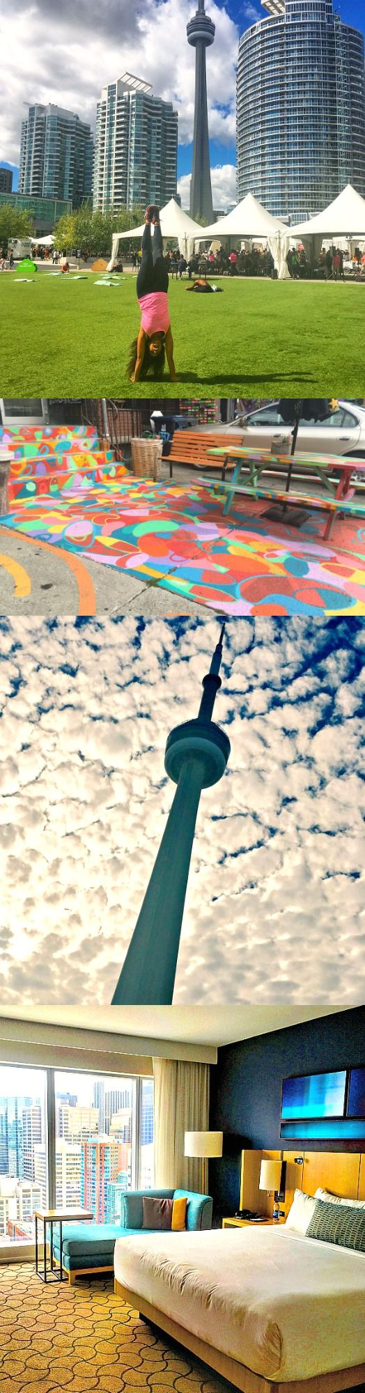 A day in Toronto - 5 awesome things I did in Downtown Toronto, Ontario, Canada…