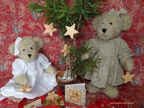Teddy Bears for Christmas