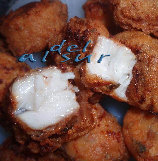 La cocina malagueña-Alsurdelsur: Adobo de pintarroja