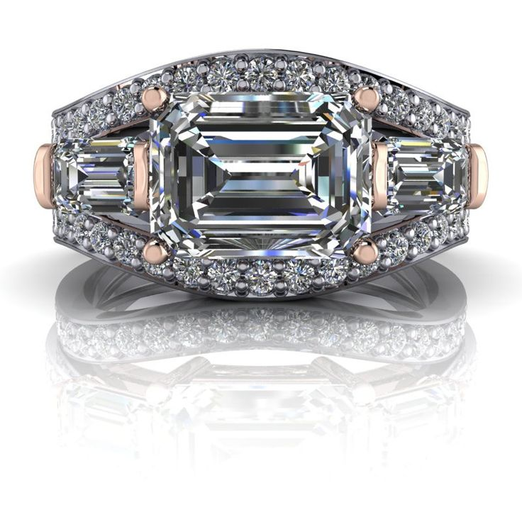 Celestial Bands: 29 Best Celestial Premier Moissanite Images On Pinterest