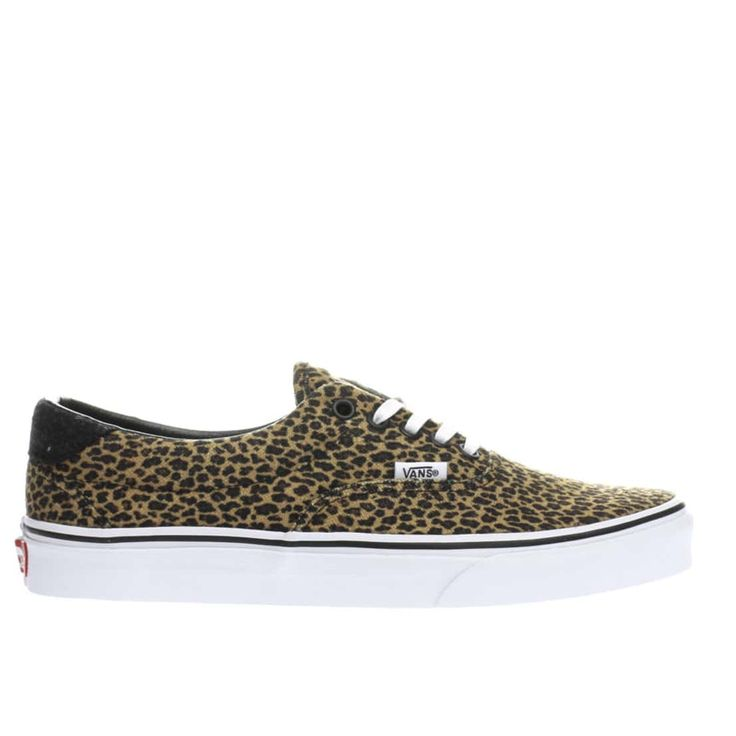 Vans Authentic Lo Pro Leopard herringbone schuh fur damen frauen women