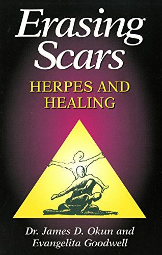 Erasing Scars: Herpes and Healing by Dr. James D. Okun MD https://www.amazon.com/dp/B00B8YSE14/ref=cm_sw_r_pi_dp_TprNxbS01TA7D