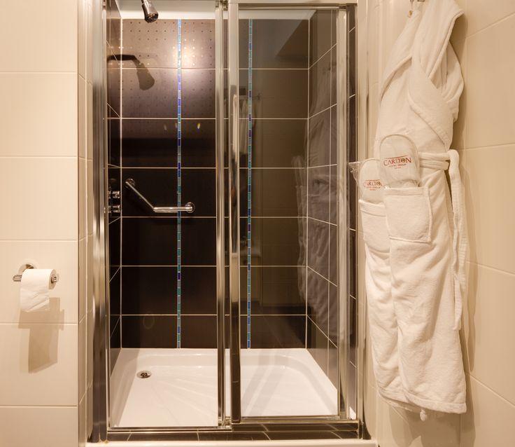 Shower http://www.carltonhotelblanchardstown.com/