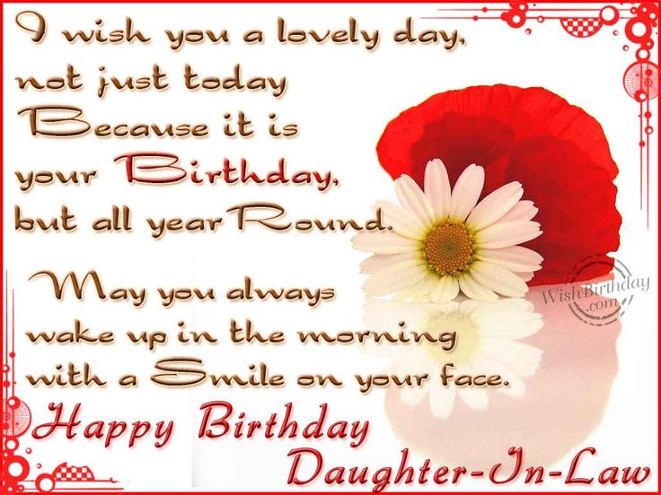 28 best images about facebook – Daughter in Law Birthday Cards
