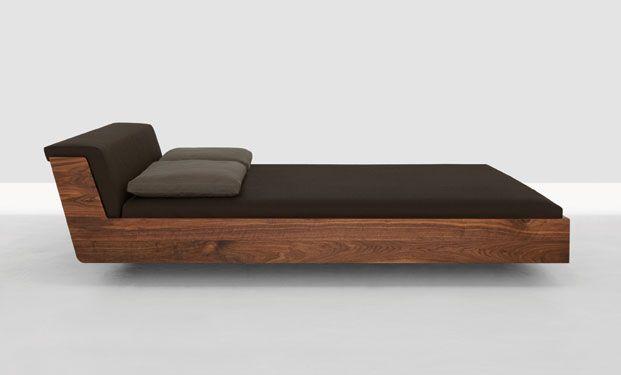 best 25 floating bed frame ideas on pinterest diy bed frame bed ideas and pallet ideas for. Black Bedroom Furniture Sets. Home Design Ideas