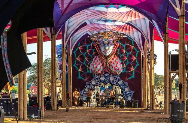 BOOM FESTIVAL, PORTUGAL 2014