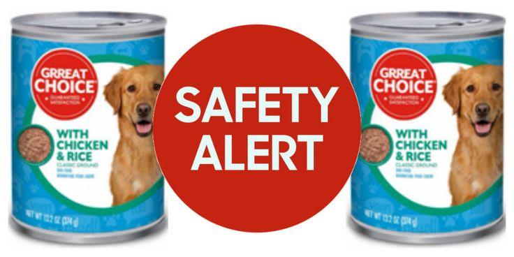 PetSmart Recalls Dog Food - Pet Food Contains Metal Choking Hazard