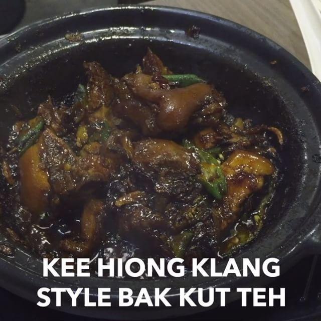 Klang Style BKT @ Kee Hiong.