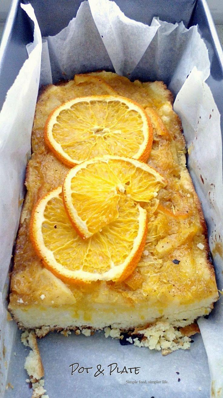 Pot & Plate: Bazowe ciasto z mąki kokosowej. Wersja podstawowa.