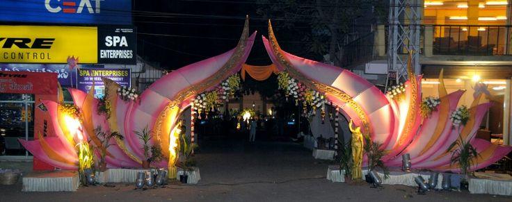 Mandapam gate