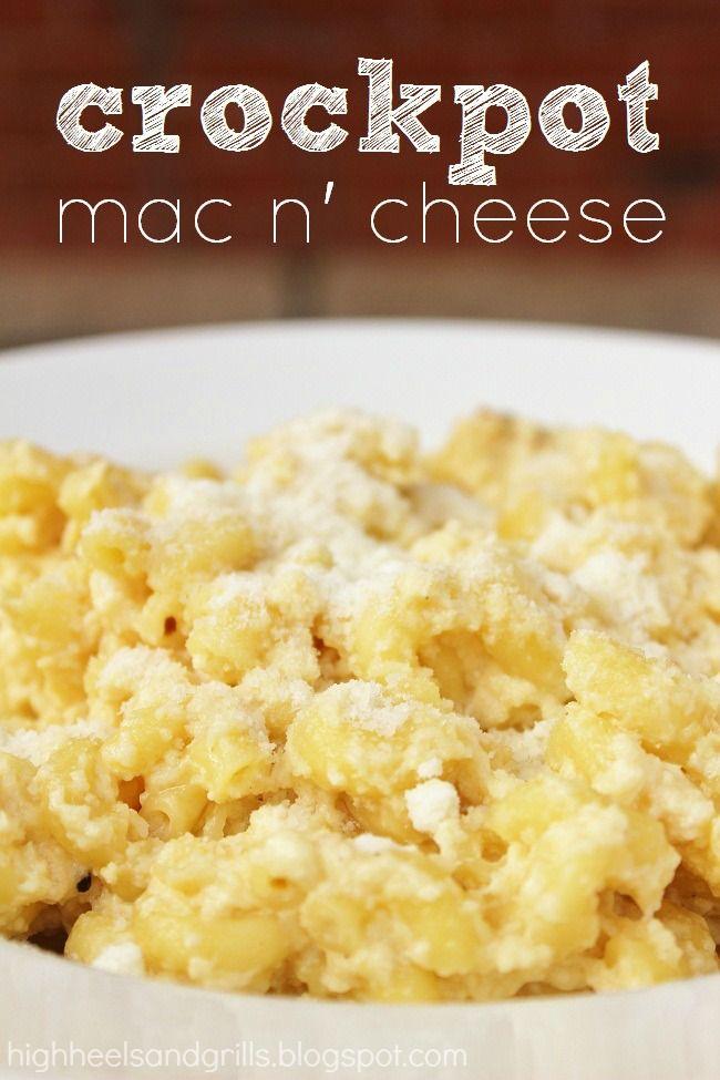 Crockpot Mac N' Cheese