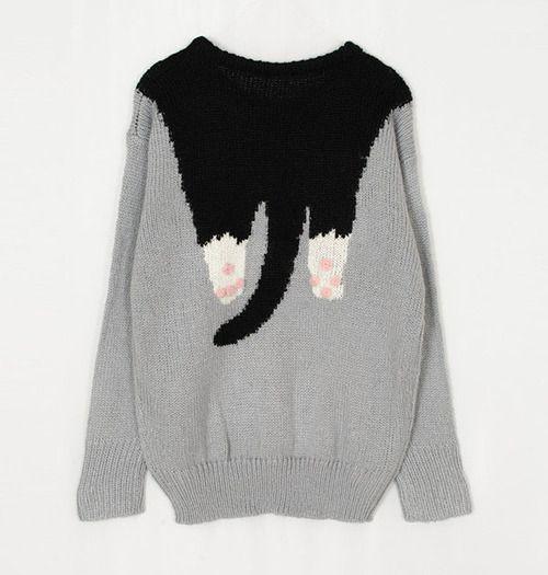 un gatto sulla maglia