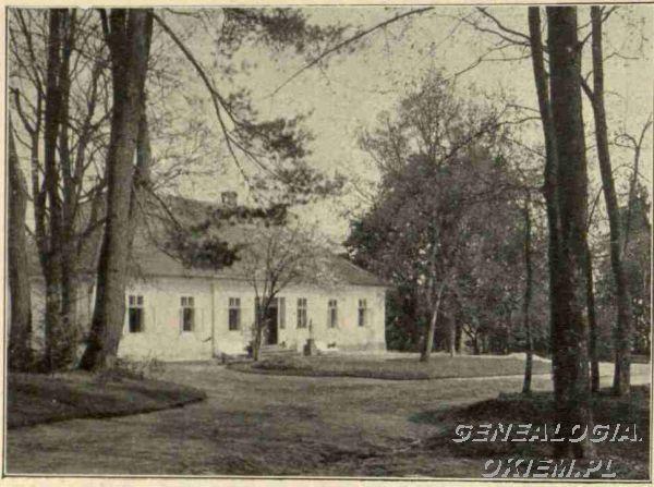 miejsce: Hucisko, Galicja, 1912
