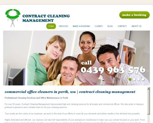 Contract Cleaning Management specialises in consistently delivering the meticulous cleaning and maintenance needs of professional offices.