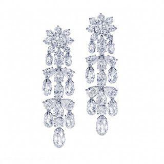 92 Best Harry Winston Quot Oscar Quot Jewelry Images On Pinterest