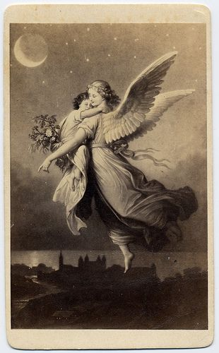 Angel of God my guardian dear...to whom Gods love permits me here...ever this day be at my side...to light...to guard...to rule...to guide...Amen...