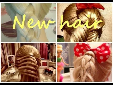 NEW HAIRSTYLES: Cute New Ponytail Hairstyles - Hair Tutorials