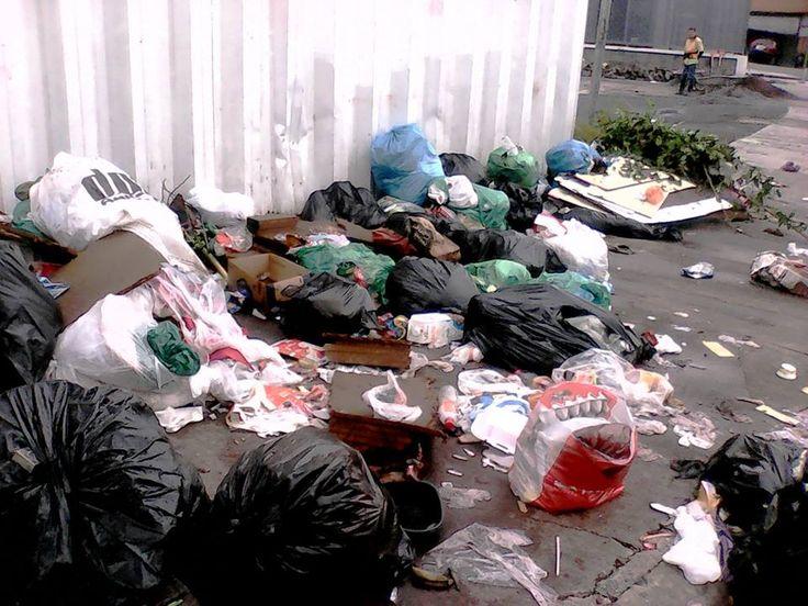 En 70 Municipios hay comunidades donde no se recoge basura