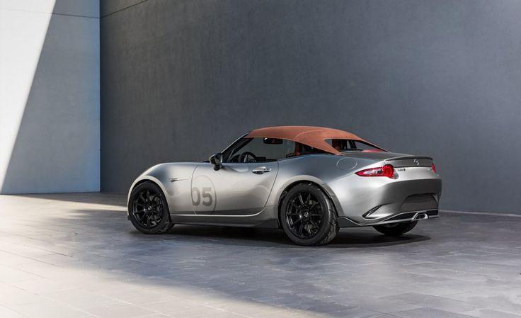 Mazda Spyder Concept