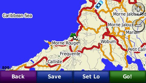 Grenada GPS Map Compatible With All Garmin GPS Devices Available - Grenada map download