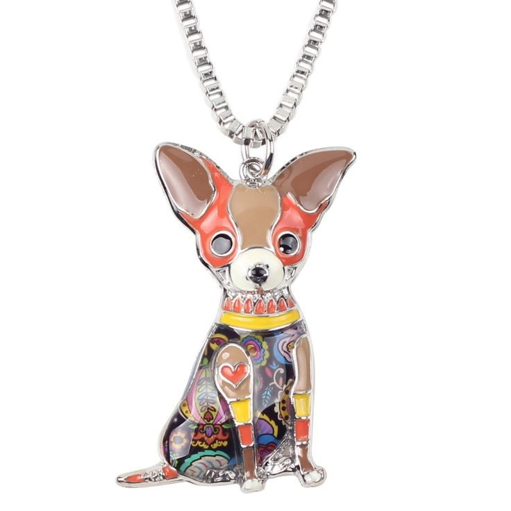 Like if you want this Chihuahua Dog Pendant     We give back to local pet charities with every purchase    Price also includes FREE shipping to most countries    https://www.pawsify.com/product/chihuahua-dog-pendant/
