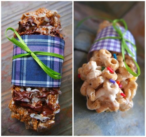 Cereal Bars - On The Go Breakfast