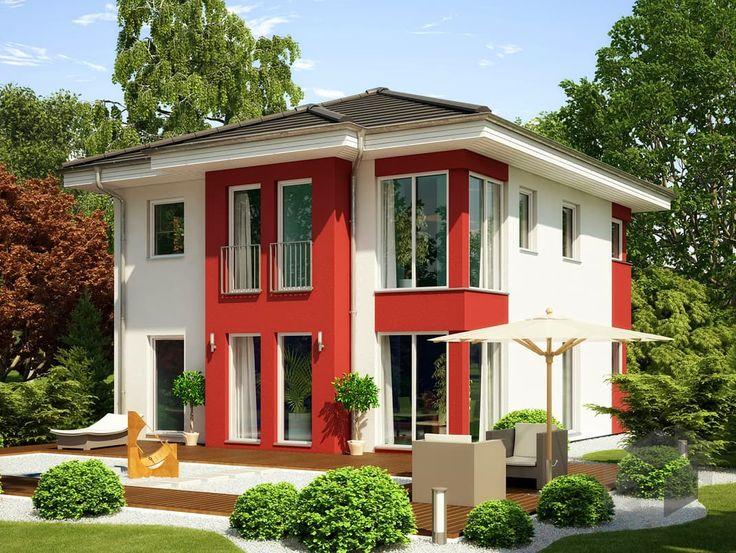 Stadtvilla roter klinker  40 besten Stadtvillen Bilder auf Pinterest | Stadtvilla, Garten ...