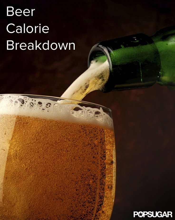 A calorie comparison of your favorite beers beer for Calories in craft beer