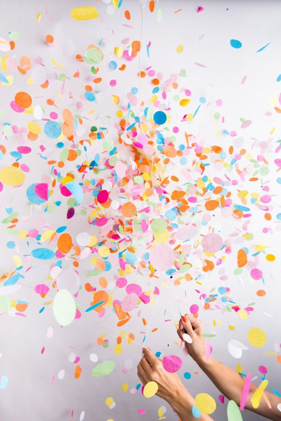 POP | jumbo confetti balloon
