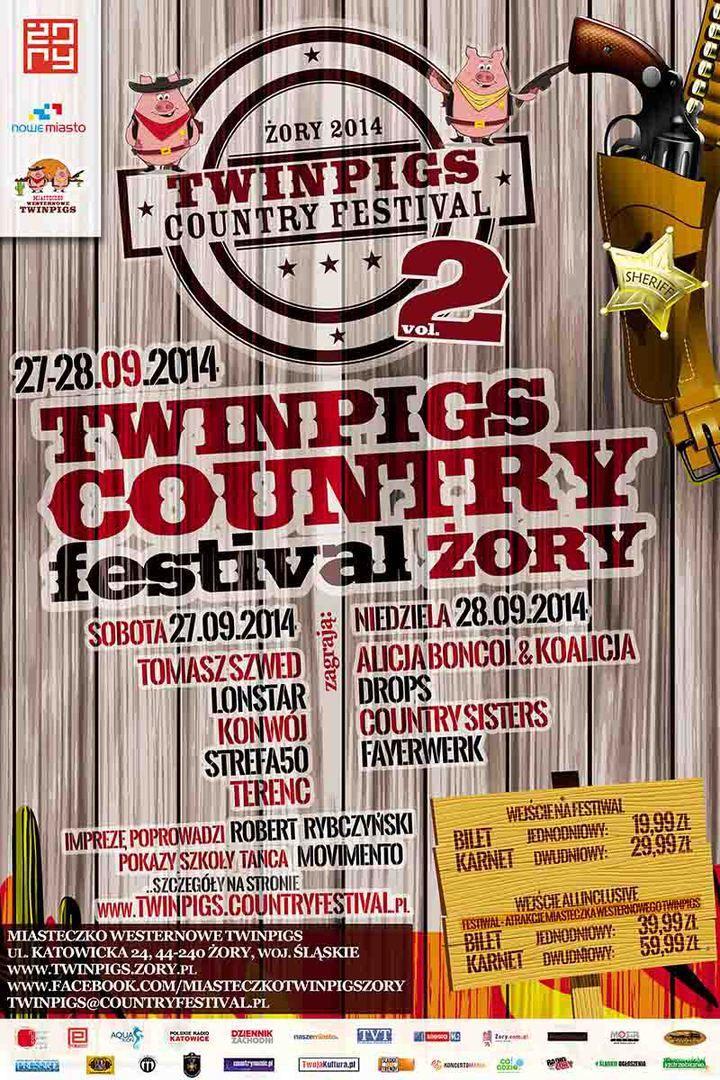 http://www.nowezory.pl/twinpigs-country-festival/