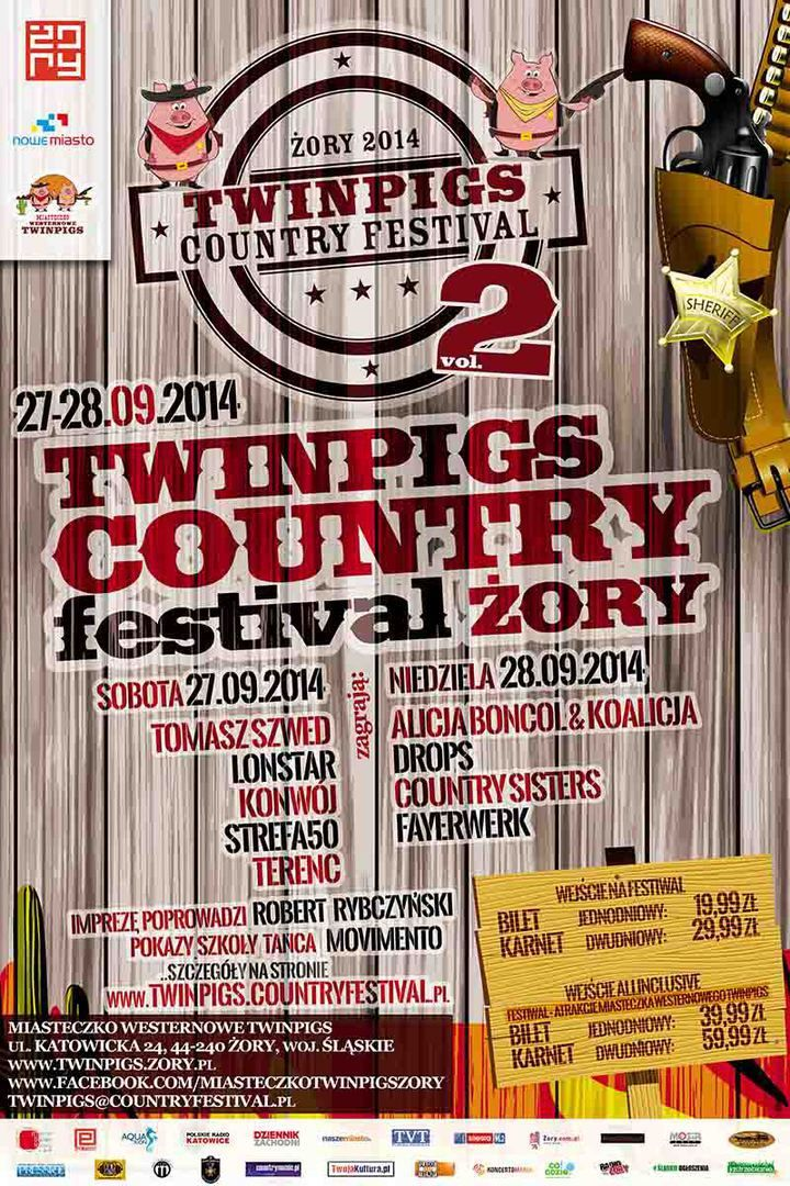 http://www.nowezory.pl/twinpigs-country-festival/
