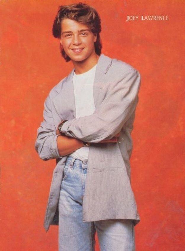 """Joey Lawrence - the original """"WHOAAAA"""""""