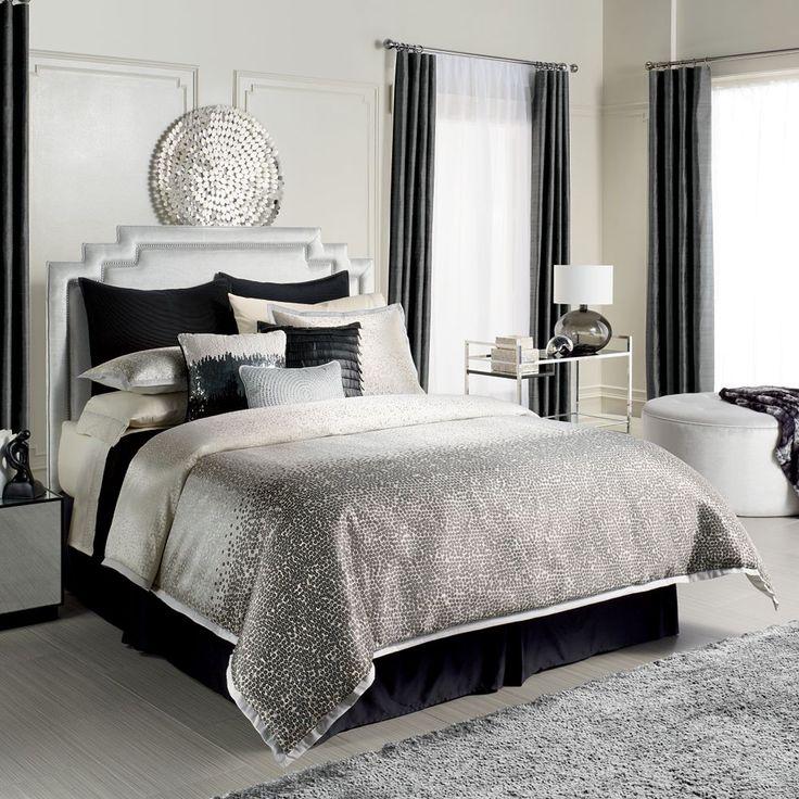 30 best Silver Duvet Cover images on Pinterest   Bedrooms ...