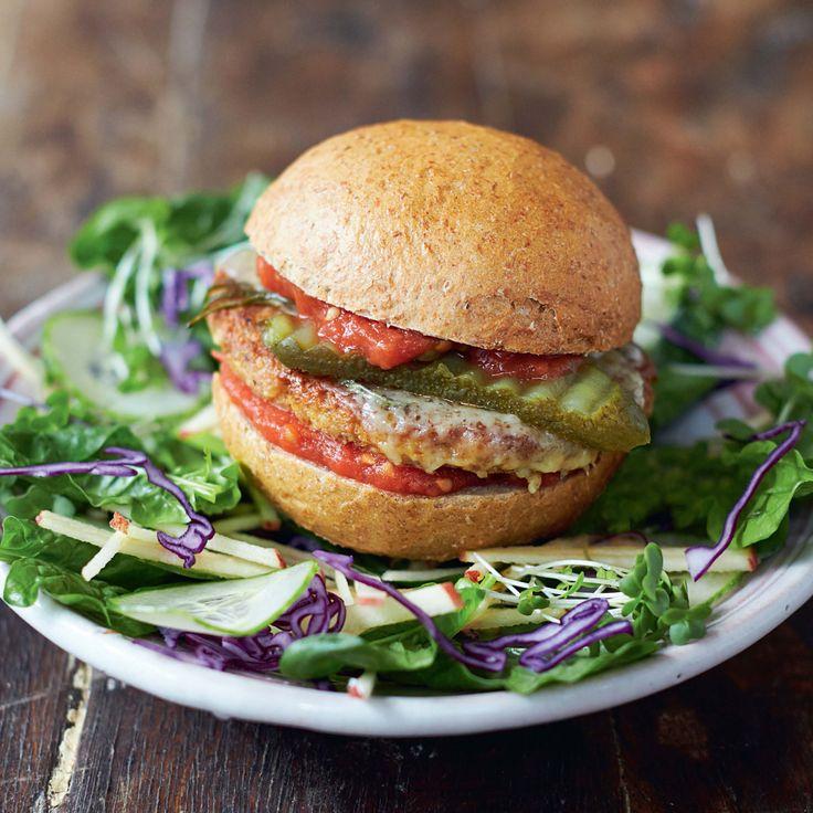 die besten 25 hamburger rezept jamie oliver ideen auf pinterest jamie oliver hamburger jamie. Black Bedroom Furniture Sets. Home Design Ideas