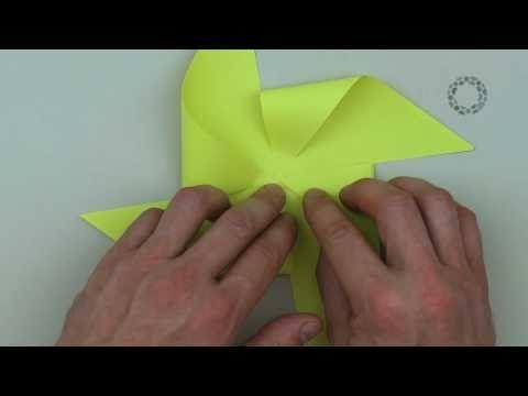 Edio Windmolen - knippen en plakken - YouTube #techniektoernooi13