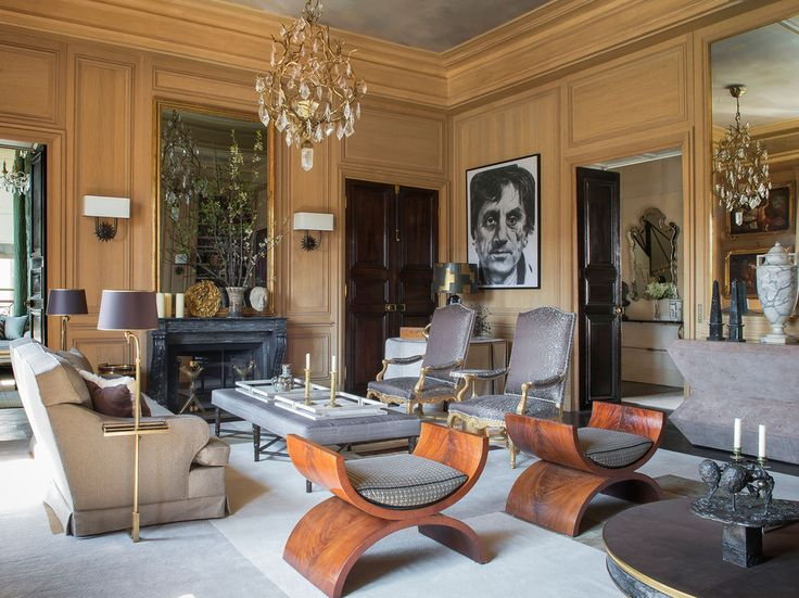 French Designer Jean Louis Deniot On How To Decorate Your Home Like A Parisian