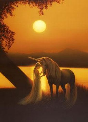 unicorns...