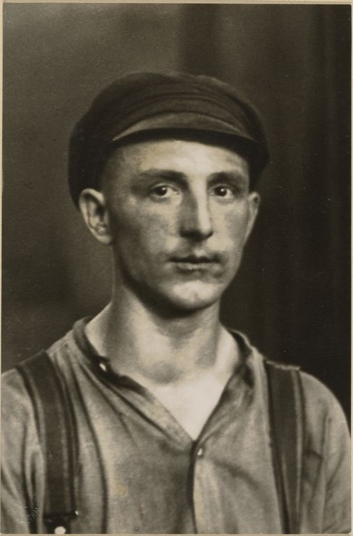 Metal workers (Metallarbeiter); August Sander, Germany, about 1925 - 1930