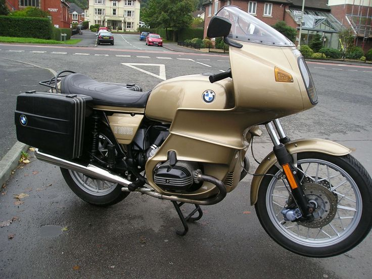 BMW R100-RS | I really need to find one of these!