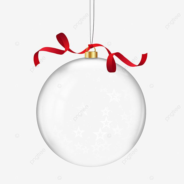 Boule Lumineuse En Verre Transparent De Noel Avec Des Flocons De Neige Noel Verre Transparent Boule De Lumiere Fichier Png Et Psd Pour Le Telechargement Libr Ball Lights Christmas Snowflakes Background