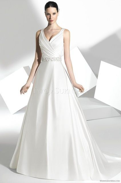 colección vestidos de novia 2015 manu alvarez | all about wedding