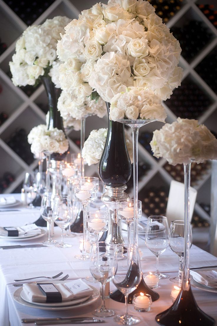 Wedding dress centerpiece   best Table settings images on Pinterest  Weddings Wedding