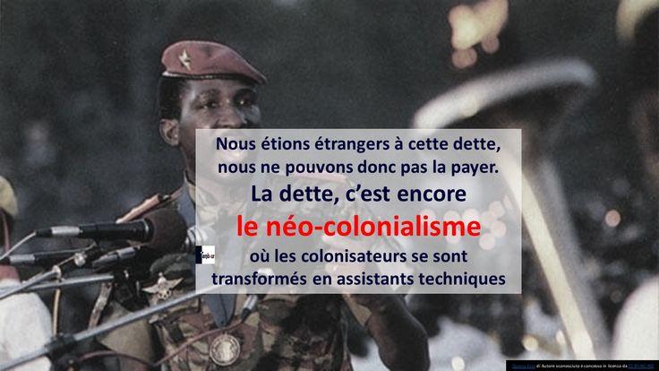 29 juillet 1987   Discours de Thomas Sankara au sujet de la dette au Sommet de OUA Addis Abeba