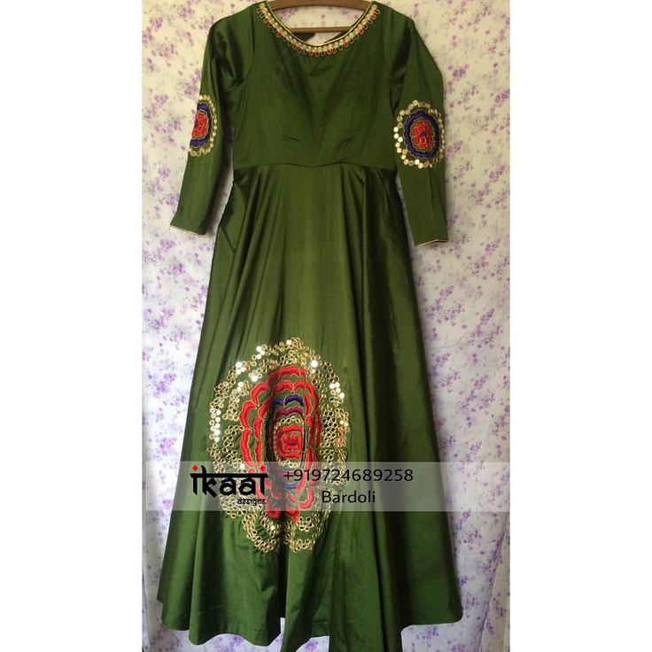 Gorgeous Dress with mirror crafted. Elegant and minimal design to wear in this upcoming festive seasonTo order WhatsApp us on +919724689258 #HandWork #HandWorkOnPoint #HandWorkDesign #CustomiseDress #ClientDairies #HandCrafted #HandCraftedInIndia #MirrorWork #ReshamWork #InstaGood #InstaDaily #InstaLove #Designer #DesignerWear #DesignerLove #DesignerDresses #EthnicLove #EthnicWear #EthnicGown #Ethnic #IkaaiWork #IkaaiAtelier #IkaaiFashion #IkaaiDaily #IkaaiDairies #IkaaiDesign #Bardoli