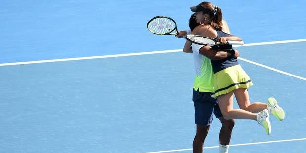 Open d'Australie: un seizième Grand Chelem pour Martina Hingis ?